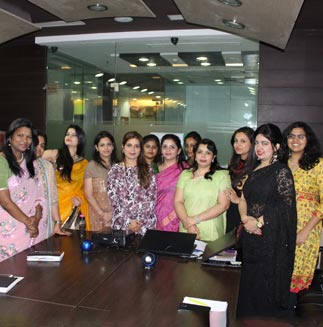 corporate women professional styling image 4